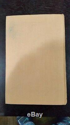Prodigal Genius' Nikola Tesla Extremely Rare 1944 First Edition First Print