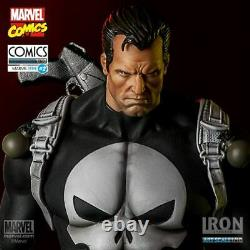 Punisher Statue Iron Studios Figure Marvel 110 Rare Limited Exclusive Edition