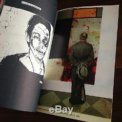 SLOW JAMS David Choe SIGNED by CHOE 1999 Fine VICE painting ART Graffiti