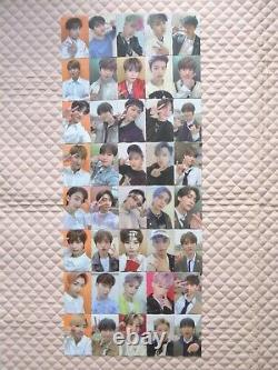 STRAY KIDS SKZ 1st Album Go Live Go Standard Edition Photocard Set God's Menu