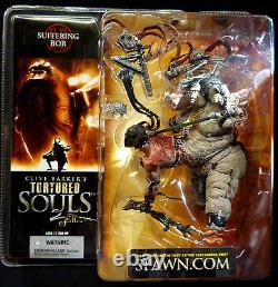 Series 2 Tortured Souls 6 Figure Action Figure Set McFarlane Toys 2002 Amricons
