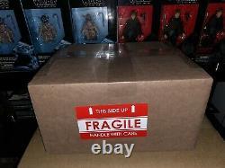 Star Wars Galaxys Edge Original 1st Edition Black Kyber Crystal Obsidian Snoke