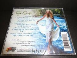 TAYLOR SWIFT Taylor Swift ORIGINAL VERSION 11 SONGS Rare withBEST BUY Sticker NEW