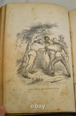 TWELVE YEARS A SLAVE Narrative of Solomon Northup 1853 1st Edition Slave Slavery
