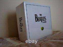 The Beatles In Mono Masters-original Issue CD Box Set-rare & Factory Sealed