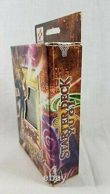 Yugioh Original Yugi Starter Deck new Factory Sealed unlimited Yu-Gi-Oh