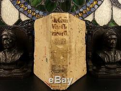 1492 + Bernard Bernard Silvestre De Clairvaux Incunable Médiévale Manuscrit