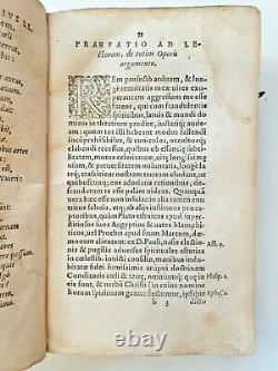 1564 Weyer Johann De Praestigiis Daemonum Exorcisme Livre Démon Sorcellerie