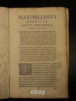 1667 Diocèse De Cologne Sorcellerie Occulte Sorcellerie Chasses Aux Sorcières Église Catholique