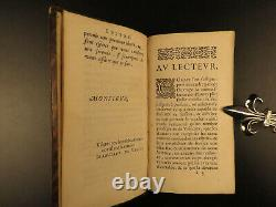 1680 Herbal Medicine Pharmacology Bauhin Plants Botany Remedies Apothicaire Opium