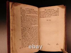1708 1ed Alchimie Hermétique Pierre Philosophale Occulte Triumph Philosophie Limojon