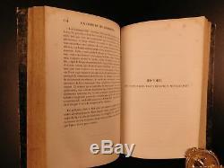 1854 1er Ed & Alchemy Alchimistes Science Hermétique Occulte Figuier Philosophie