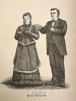 1875 Mystères De La Tête Et Le Cœur Expliqué, Graves, 1er / 1er Esprits Fantômes
