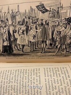 1880 Scarlet Book Of Francmasonry Masonic History Of Masons (en 1880)