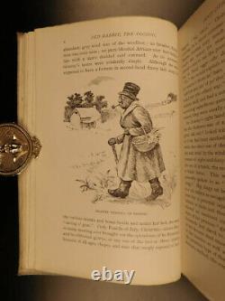 1893 Old Voodoo Lapin Noir Americana 1ed Esclavage Missouri Indian Magic Sorcellerie