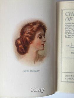 1917 Chroniques D'avonlea -l.m. Montgomery, 1ère Série Ed, Anne Of Green Gables