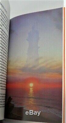 1988 Stephen King La Tour Sombre Le Gunslinger Orange Preuve 1 De 8 Pristine