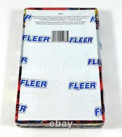 1994 Fleer Marvel Universe Trading Card Box 1ère Édition Scellée (36 Packs)