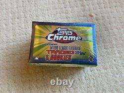 2000 Topps Chrome Traded & Rookies Ensemble De 135 Cartes Scellées En Usine