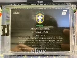 2018 Eminence Soccer Ronaldo Crown Jewels #9/10 Jersey Number! Brésil
