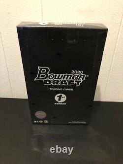 2020 Bowman Draft Baseball Première 1ère Édition En Main Scellé 24 Pack Hobby Box