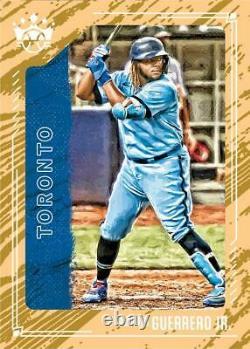 2021 Panini Diamond Kings Baseball Hobby 1er Hors De La Ligne Fotl Box