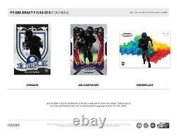 2021 Panini Prizm Draft Picks Football Hobby Box