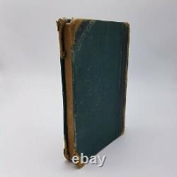 Alice's Adventures In Wonderland Lewis Carroll Rare Première Édition 1869