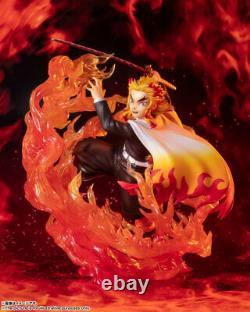 Bandai Figuartszero Kyojuro Rengoku Flamme Respirante / Tueuse De Démons
