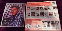 Bande Sonore Mono Originale La Plus Rare Elvis Presley Speedway Lp Rca Lpm-3989