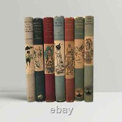 C. S. Lewis The Chronicles Of Narnia Collection First Uk Editions 1950-56
