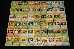 Carte Pokemon 151/150 Complete Set Original 1er Ed, Holos, Shadowless, 39 Holo