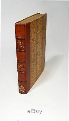 Crowley Aleister / Livre De Thoth Un Court Essai Sur Le 1er Signé Tarot Ed 1944