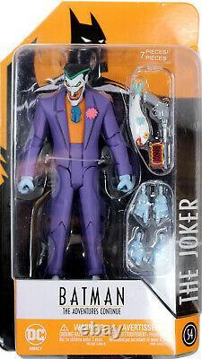 DC Collectibles The Joker Action Figure Batman Les Aventures Continuer