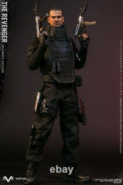 Dhl 1/6 Vts Jouets Virtuels Vm027 Le Revenger Edition Ultime Punisher Figure