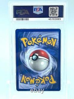 Dragonite Holo Pokemon Card 1ère Édition Original Fossil Set 4/62 Bgs Psa 9 Mint