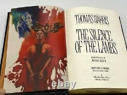 Easton Press Silence Of The Lambs Thomas Harris Collectors Limited Edition Rare