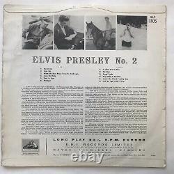 Elvis Presley Rock N Roll No 2 Hmv Clp 1105 Uk Original 1957 Mono Rare Offres