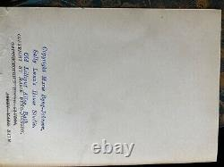 Fierté Et Préjugés Jane Austen Première Réimpression 1895, Peacock Edition