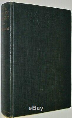 Gatsby Le Magnifique! (première Édition / Première Édition!) 1925! F. Scott Fitzgerald Rare