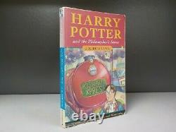Harry Potter Et La Pierre Philosophes J K Rowling 1ère Édition 2e Imprimer Id862