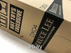 Hot Toys Dx04 DX 04 Entrez Dans Le Dragon Bruce Lee Extra Body Version Spéciale Ouvert