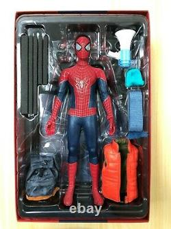 Hot Toys Mms 244 L'incroyable Spiderman Spider-man 2 Figure Version Normale Used 2