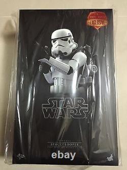 Hot Toys Mms 291 Star Wars Episode IV Un Nouvel Espoir Spacetrooper 12 Pouces Figure Nouveau