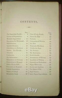 Houdini's Copy, 1852, 1ère Édition, La Magie Et La Sorcellerie, Occultisme, Histoire