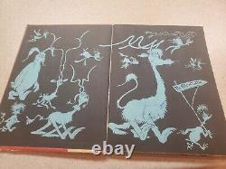 If I Ran The Zoo Par Dr. Seuss 1950 Hardcover
