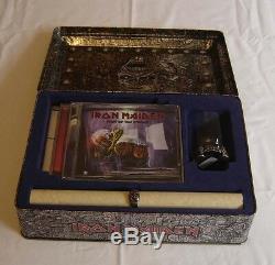Iron Maiden Tourbillons Archive 1ère Édition Collector Tin