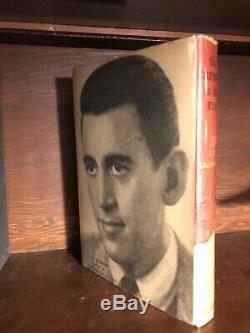 J. D. Salinger Signe La Première Édition Catcher In The Rye 1951