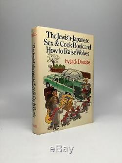 Jack Douglas / Juif-japonais Sexe Et Cook Livre Et Comment Visant À Augmenter Les Loups