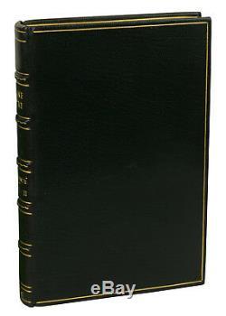 Jane Eyre Par Charlotte Brontë Première Édition 1st Printing 1847 Currer De Bell
